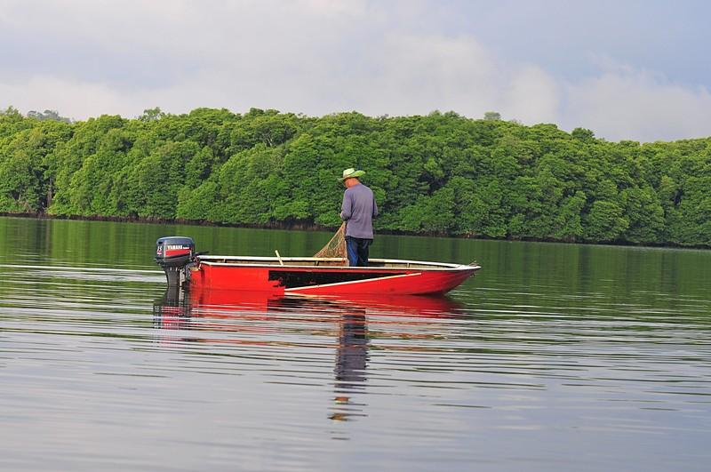 mar 27 0336 fisherman brunei river
