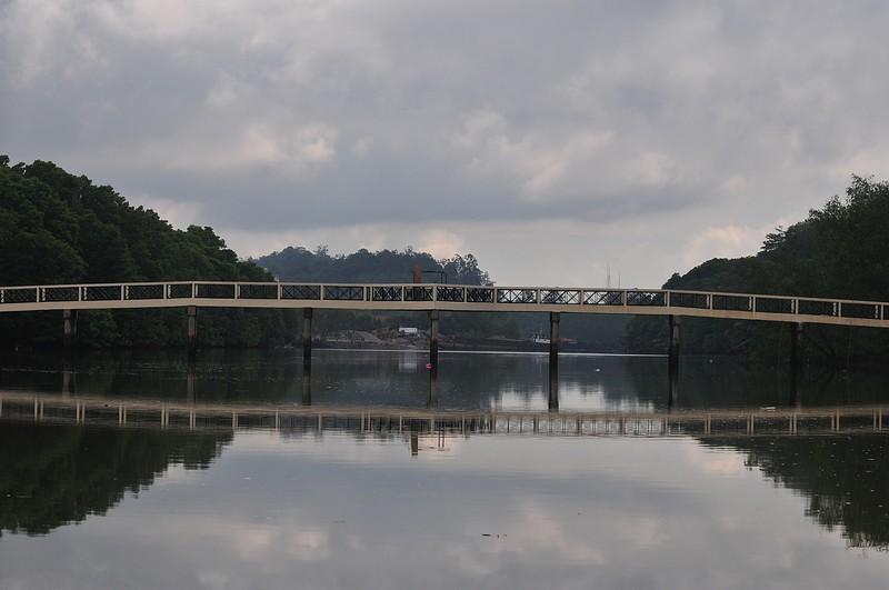 mar 27 1071 bridge reflection
