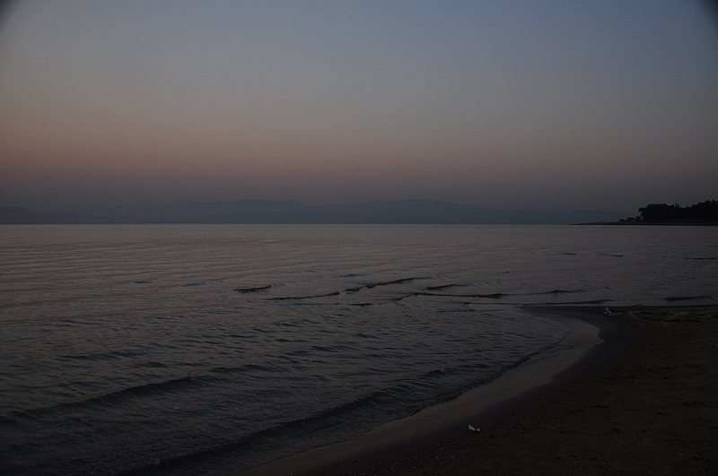 nov 17 1001 sea of galilee early morning