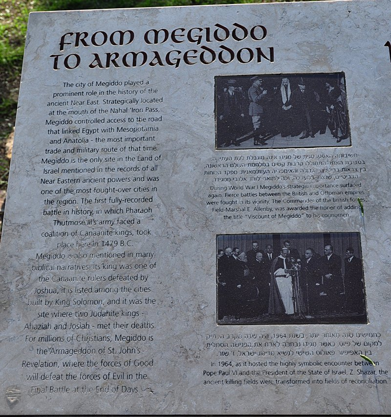 nov 17 1149 Meggiddo story