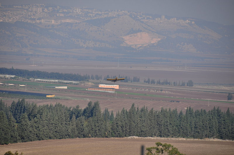 nov 17 1171 crop dusting