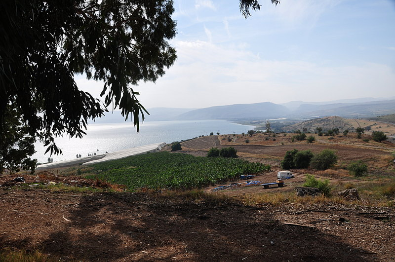 nov 18 1783 sea of galilee