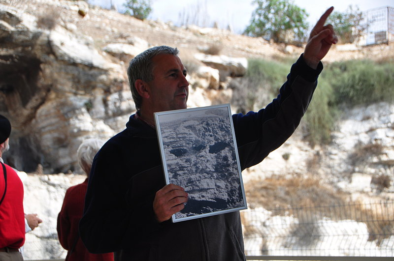 nov 22 3113 describing golgotha
