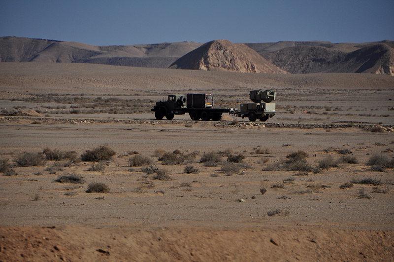 nov 25 4658 desert truck