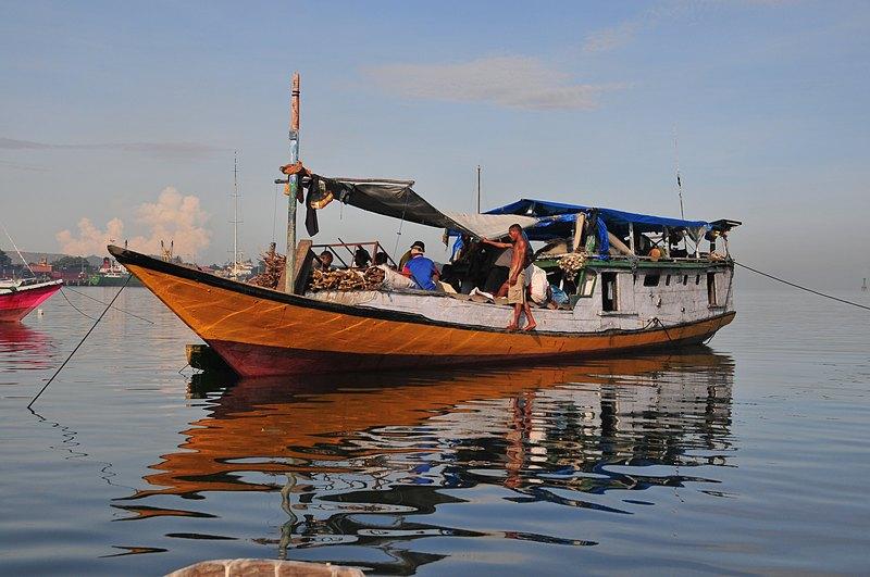 nov 26 7291 ferry reflections