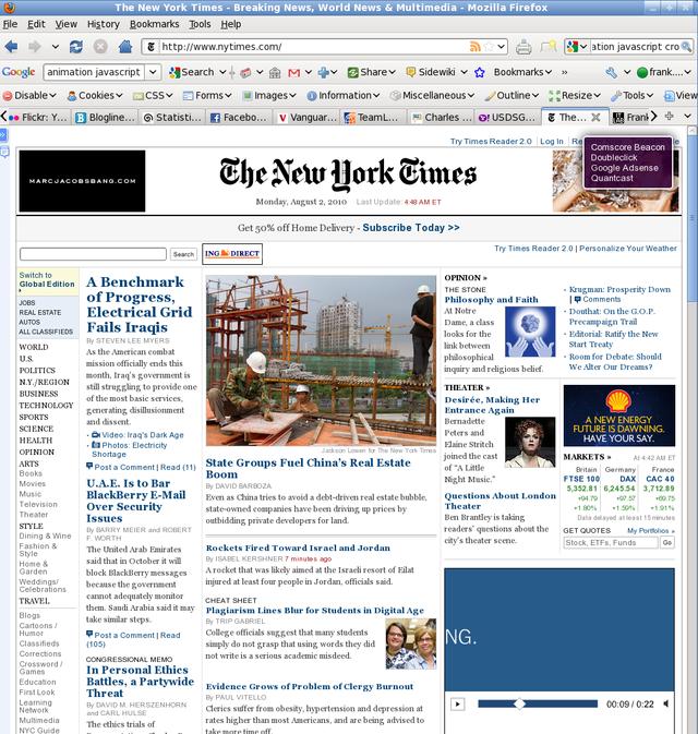 N Y Times Cookie Sources