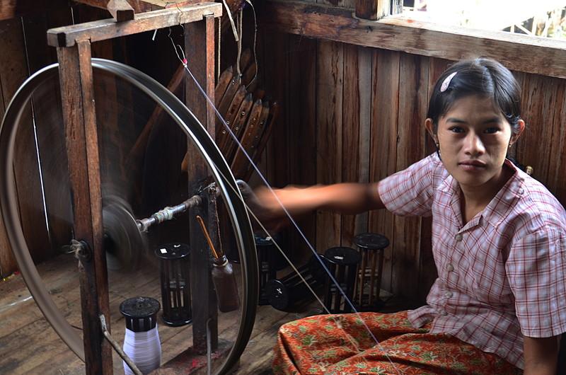 oct 12 1191 spinning silk
