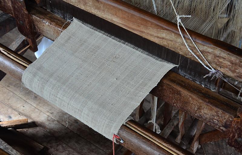 oct 12 1285 lotus fabric