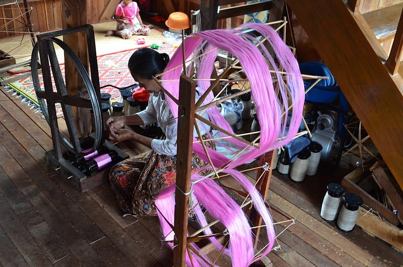 oct 12 1305 spinning silk