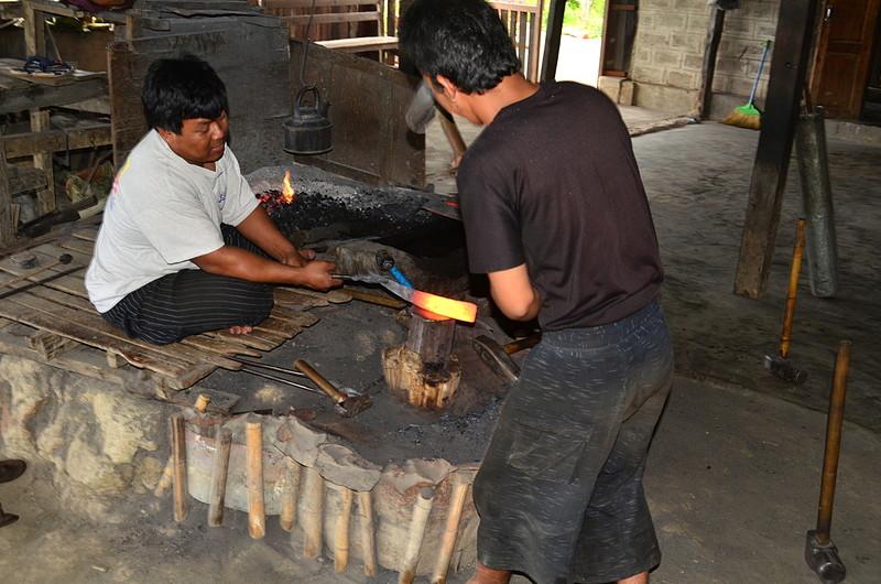 oct 12 1363 hammering hot metal