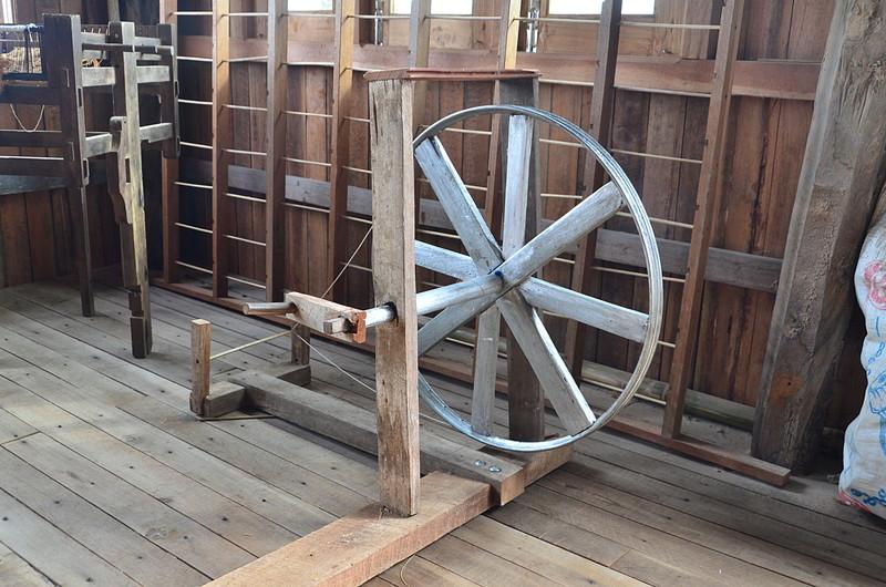 oct 14 2732 spinning wheel
