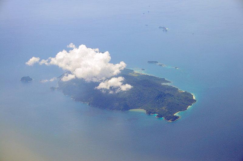 oct 17 1466 malaysia island