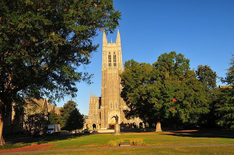 Duke university essay
