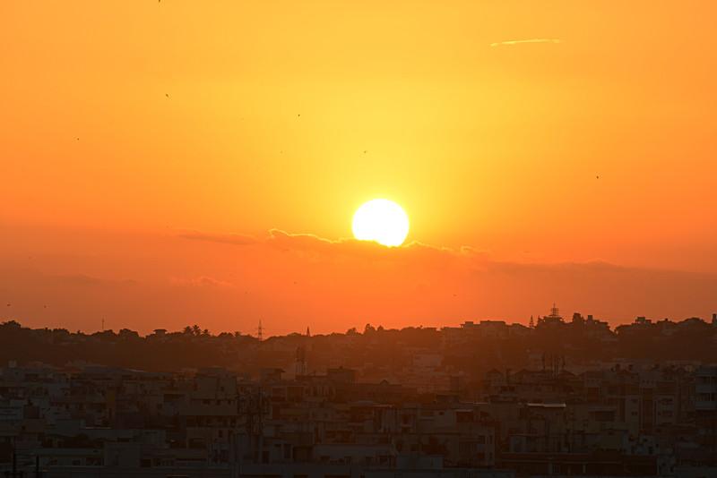 sep 23 3221 sunset cloud