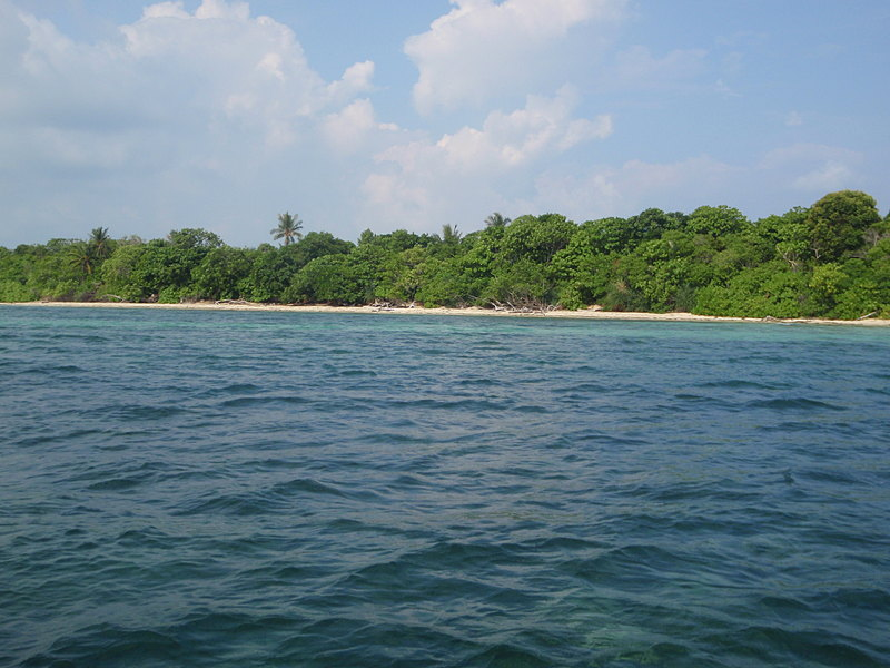 sep 26 1991 white sand island