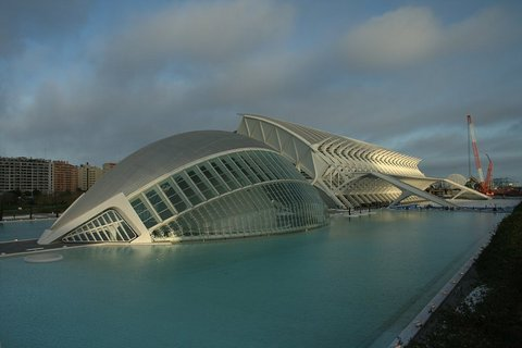 Calatrava Science City, Valencia