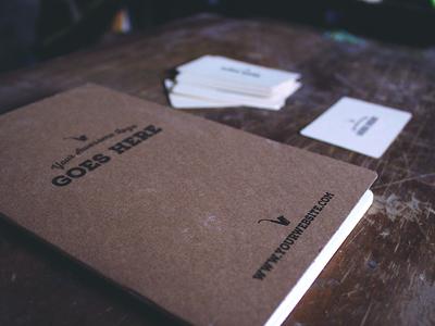 Free Journal Mockup