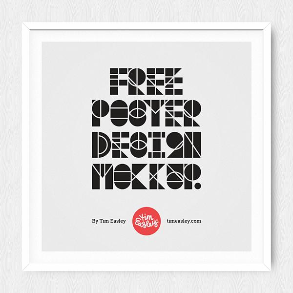 Free Poster Design Mockup