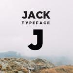 JACK Font
