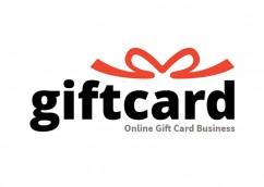 Free Gift Card / Voucher Business Logo