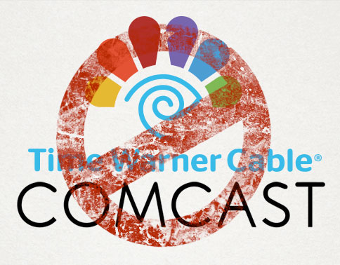 stop comcast and time warner cable merger