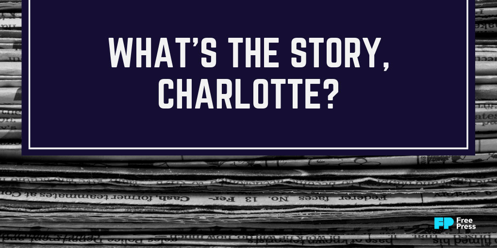 What's the Story Charlotte?
