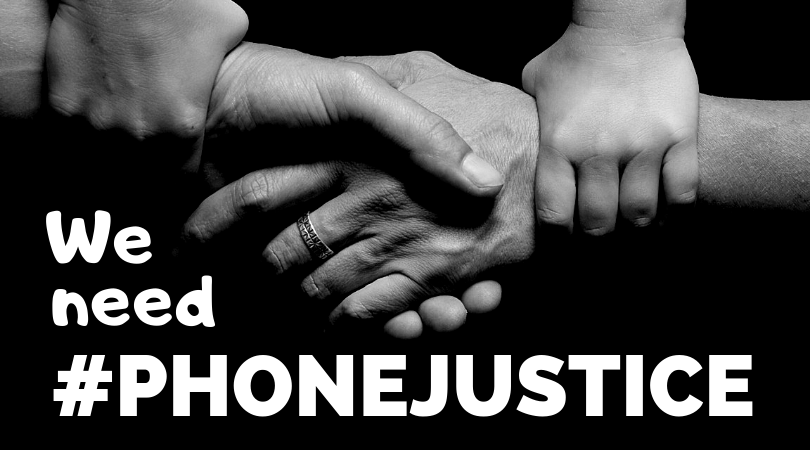 We need #phonejustice