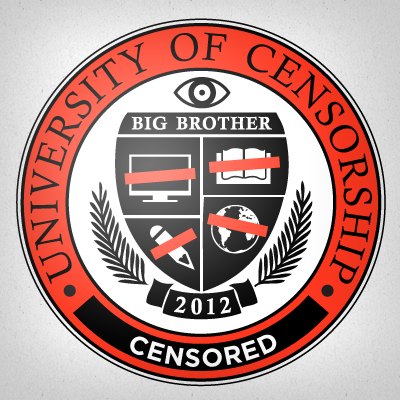 university students become censors