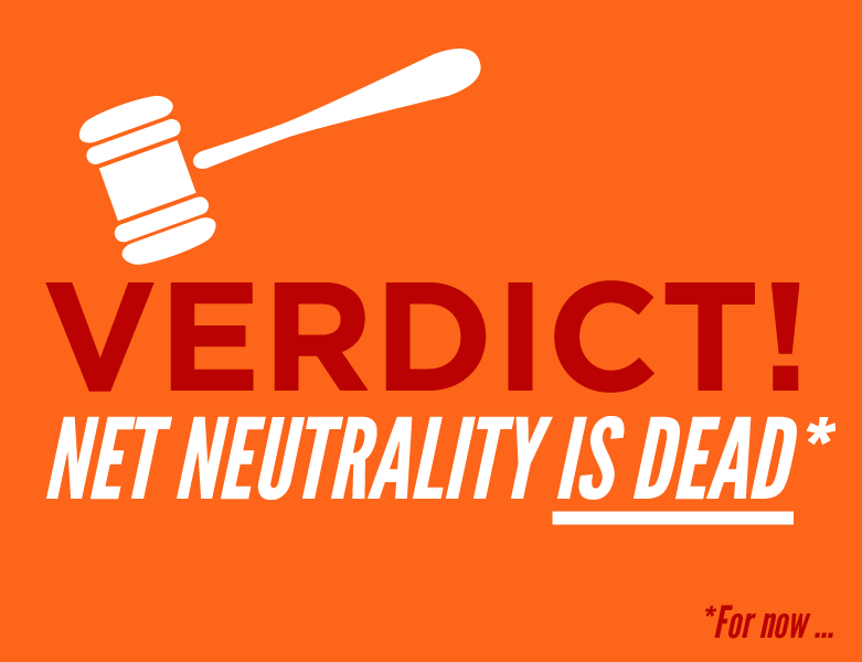 Net Neutrality is Dead