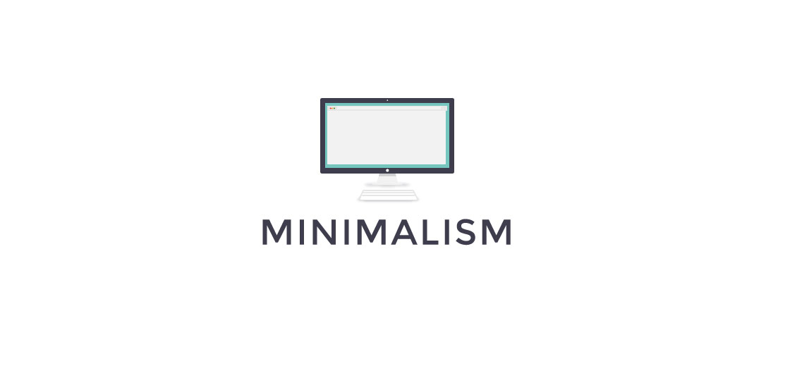 4 lessons in minimalism go media creativity at work for Going minimalist