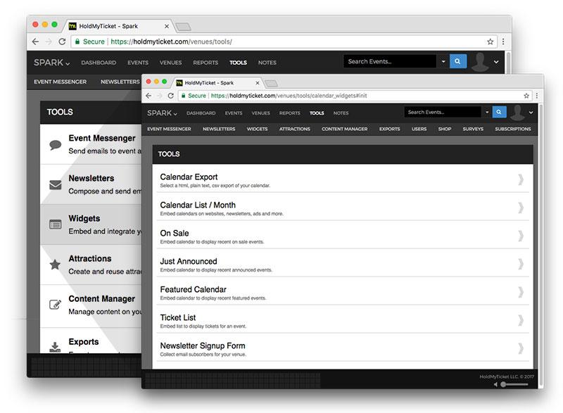 HoldMyTicket | Documentation & User Guides