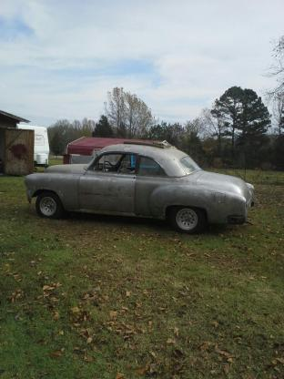 1951 Chevrolet Business Coupe All-Steel Coupe Original for sale in  EDGEMONT, AR - $3,500