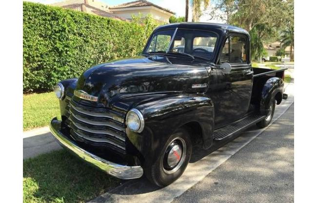 1951 Chevrolet Pickup For Sale In Call For Location Mi 23 495