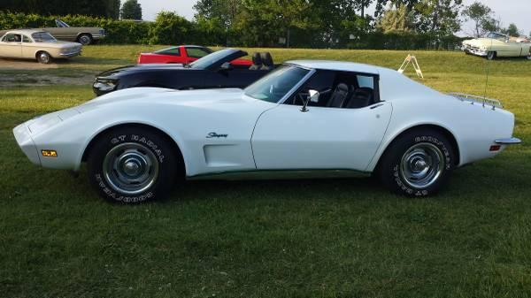 1973 Chevrolet Corvette Coupe Original Restored Small Block V8 For