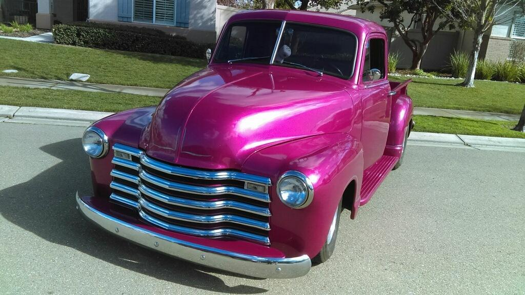 1951 Chevrolet Pick Up All Steel Pickup Restored Truck Engine Swap For Sale In Manteca Ca 32 000