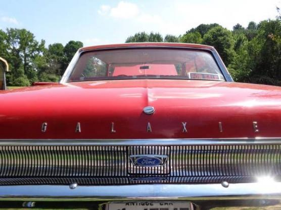 1962 Ford Galaxie 500 for sale in Call for Location, MI - $21,495