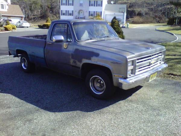 1982 Chevrolet C10 Pickup For Sale Hotrodhotline