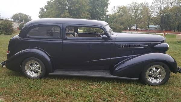 1937 Chevrolet Sedan Delivery For Sale In Call For Location Mi 38 495
