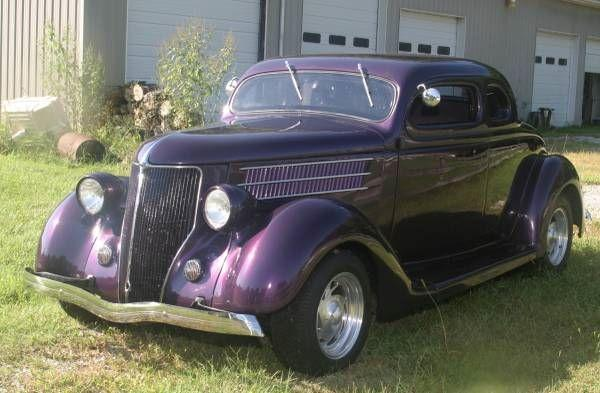 1936 Ford Coupe for sale in Call for Location, MI - $38,895