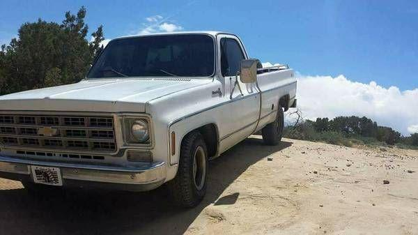 1978 Chevrolet C10 Pickup For Sale In Call For Location Mi 4 795