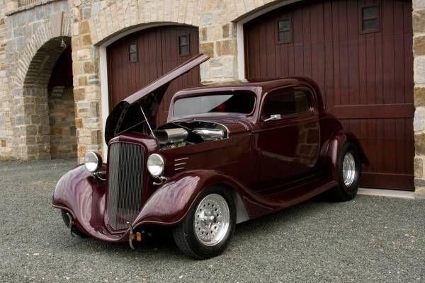 1934 Chevrolet Coupe for sale in Call for Location, MI - $52,495