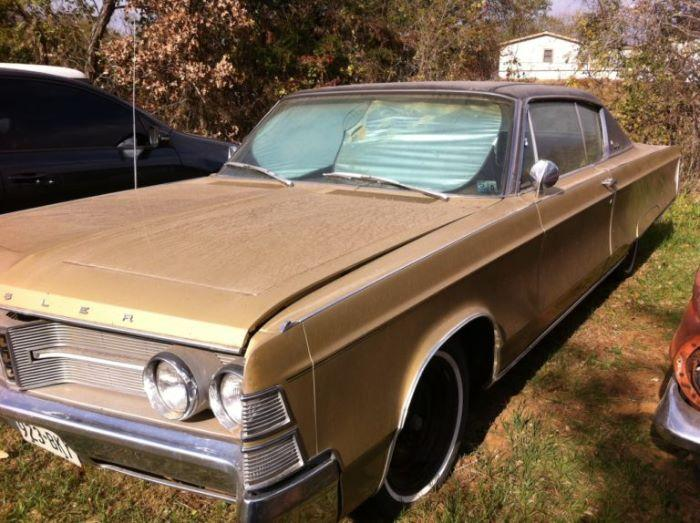 1967 Chrysler New Yorker for sale in Call for Location, MI - $5,995