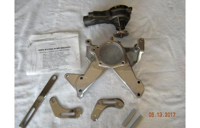 Cooling System Chevrolet Zip S Water Pump Riser For