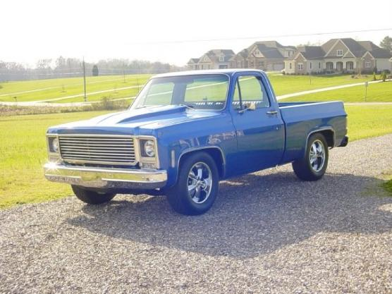 1979 Chevy Truck >> 1979 Chevrolet C10 Pickup Pickup Restored Small Block V8 Truck Engine Swap All Steel For Sale In Huntersville Nc 15 000