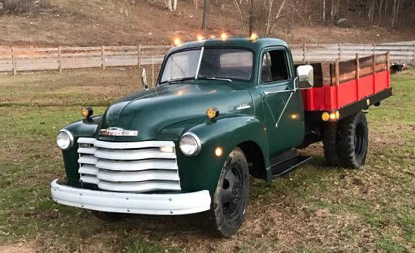 1953 Chevrolet Pickup For Sale In Call For Location Mi 12 995