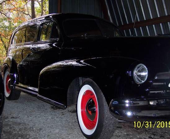 1948 Chevrolet Sedan Delivery for sale in Call for Location, MI - $30,995