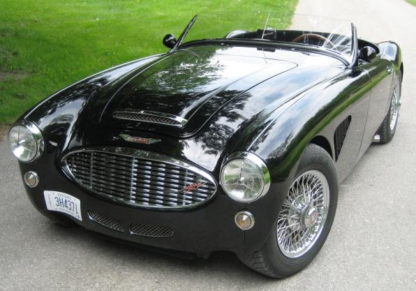 Austin Healey For Sale >> 1959 Austin Healey 3000 Restored Roadster Engine Swap For Sale