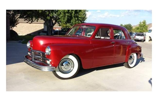 1949 Plymouth Special Deluxe For Sale Hotrodhotline