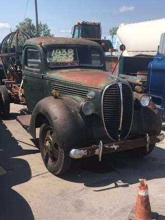 1938 Ford Truck >> 1938 Ford Truck For Sale In Call For Location Mi 5 495