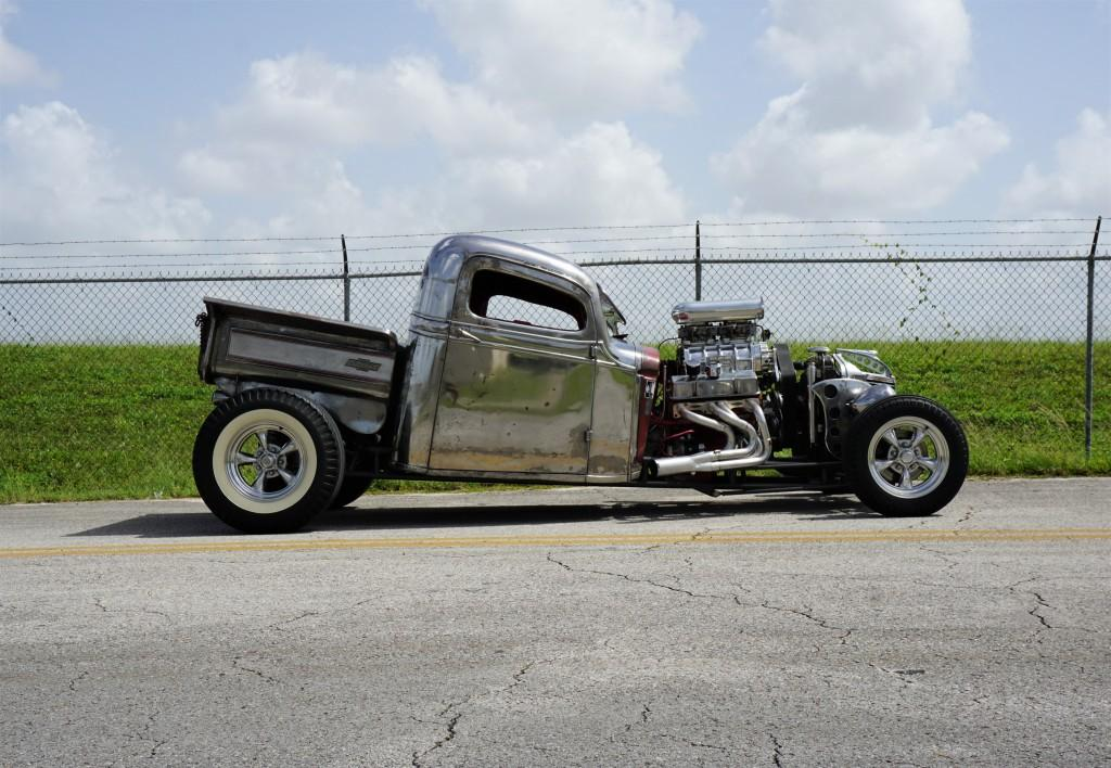 1938 Chevrolet Chevy Pickup All-Steel Chopped Coupe Pickup Restored Truck  for sale in DORAL, FL - $65,000